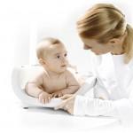 Geeichte Babywaagen