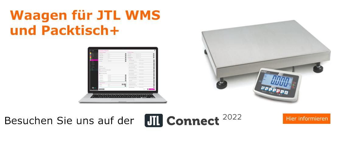 Waagen für JTL WMS und Packtisch+